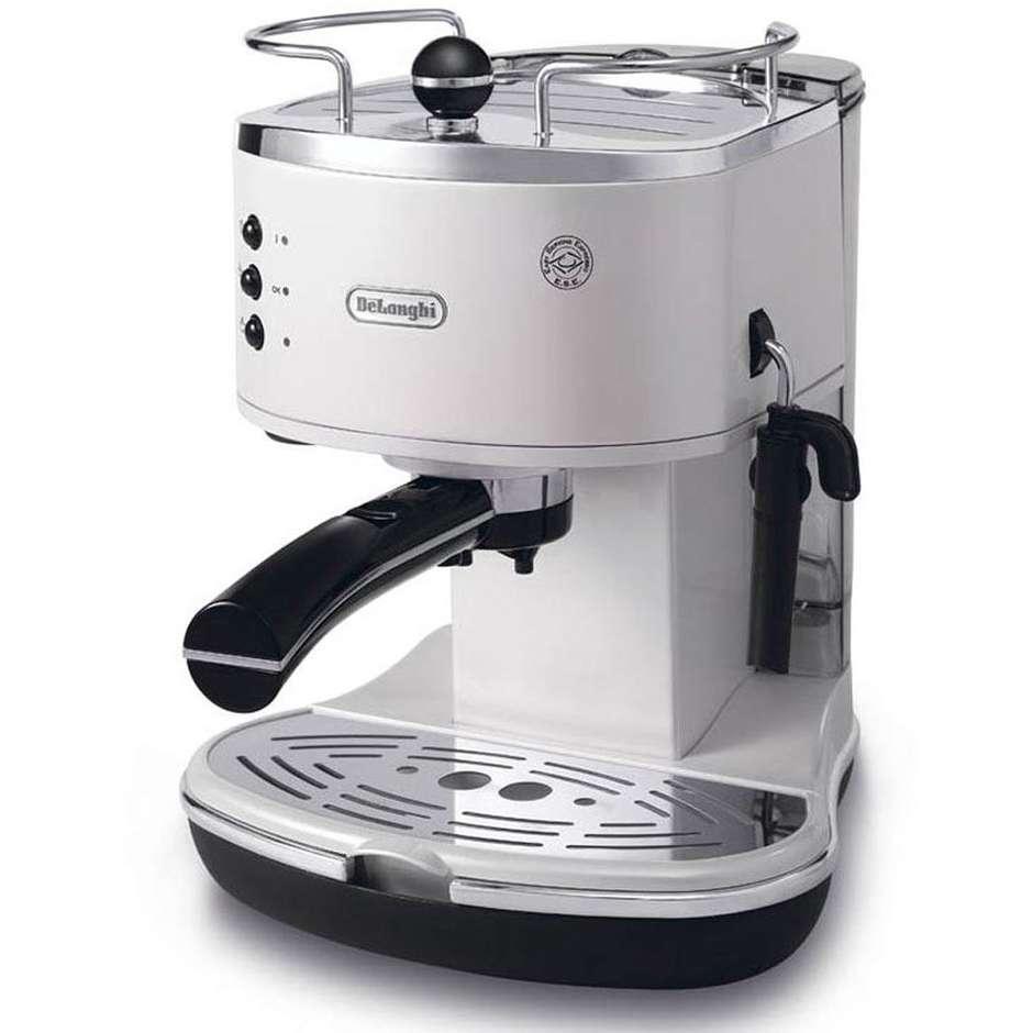 eco-311w de longhi macchina da caffe' polvere/cialde