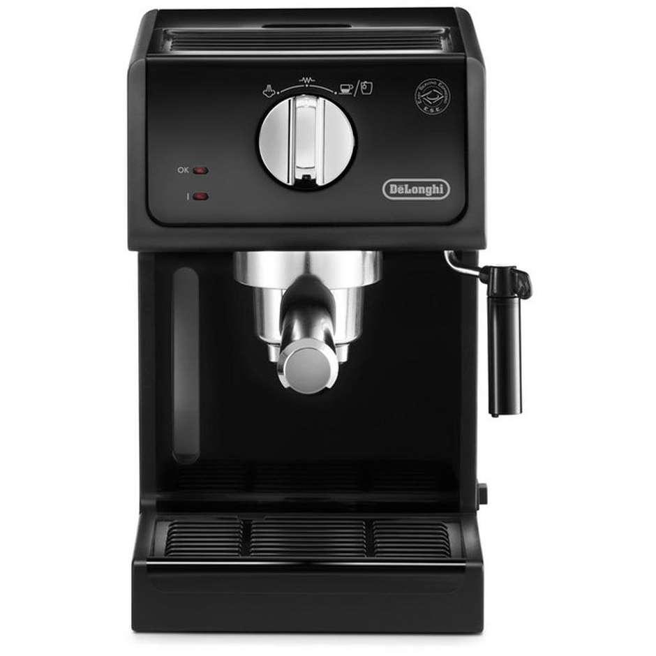 ecp-3121 de longhi macchina da caffe' polvere/cialde