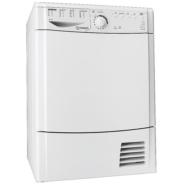 edpa-745a eco indesit asciugatrice 7kg classe a pompa di calore 16 programmi  carica frontale