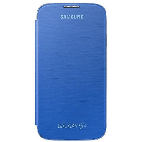 ef-fi950bceg samsung flip cover blue galaxy s4