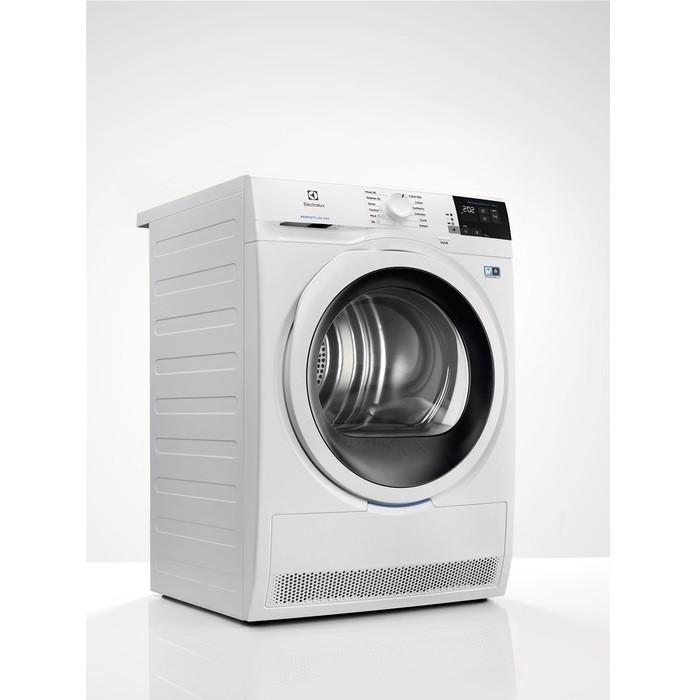 Electrolux ew8hl72w4 asciugatrice a condensazione con for Asciugatrice a pompa di calore