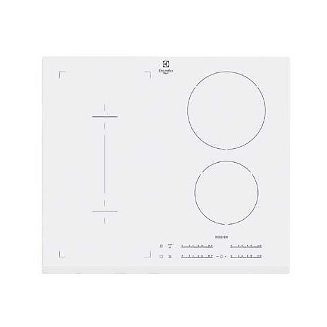 Electrolux KTI6500BE piano cottura induzione 60 cm 4 zone cottura