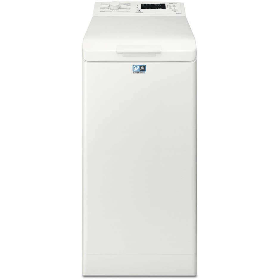 Electrolux RWT1063IDW lavatrice carica dall'alto 6 Kg 1000 giri classe A++ colore bianco