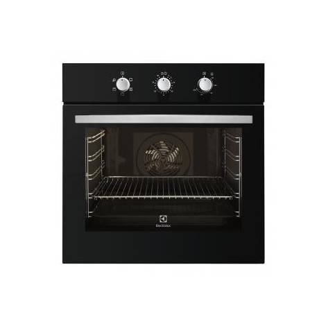 eob-2400aoz electrolux forno da incasso classe a nero