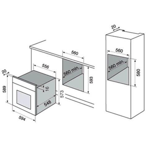 eob-2400box electrolux forno da incasso classe a inox