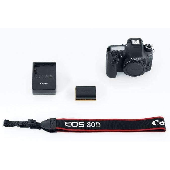 eos 80d body