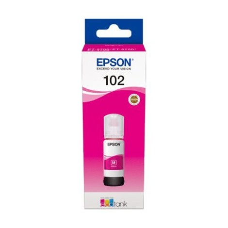 Epson 102 Magenta cartuccia d'inchiostro flacone ecotank da 70ml