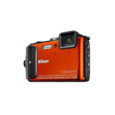 eu coolpix aw130 orange
