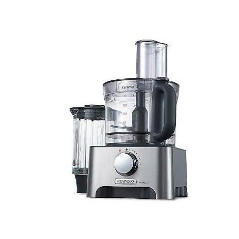 fdm-781ba kenwood robot da cucina 1000 w 2 velocita' ciotola 3lt+1.5lt dualdrive