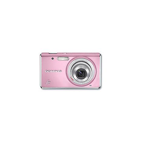 fe-4040 pink olympus fotocamera 14 mpx 4x