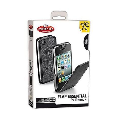 flapesseniphone5bk cellular line custodia custodia