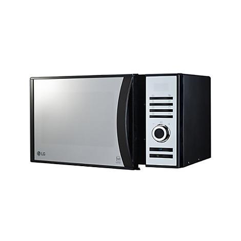 Forno a microonde mh-6384bpr lg 23 litri mirror black