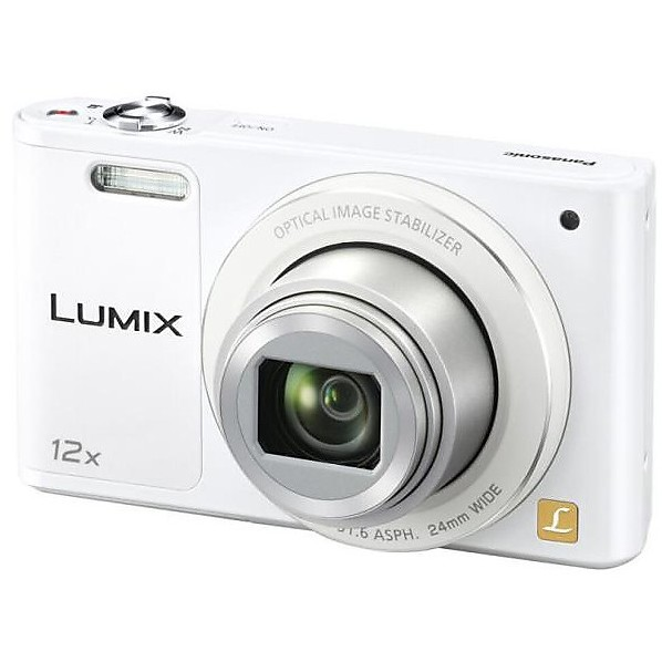 Fotocamera digitale DMC-SZ10 lumix bianca