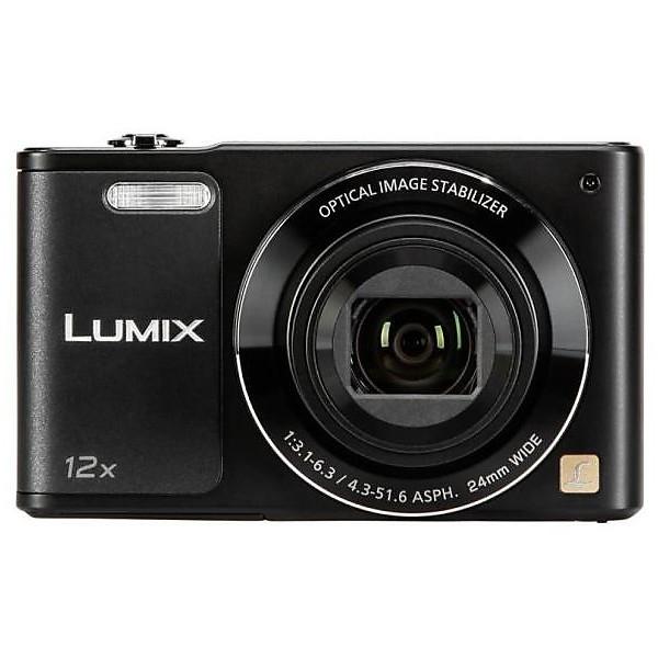 Fotocamera digitale DMC-SZ10 lumix nera