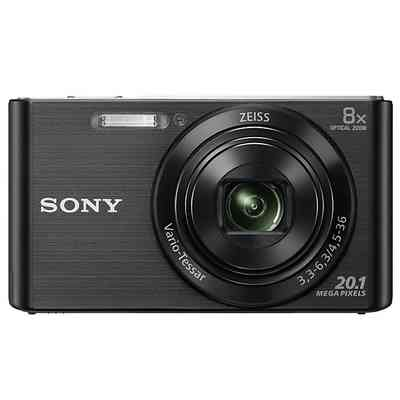 SONY Fotocamera digitale dsc w830 20mp black