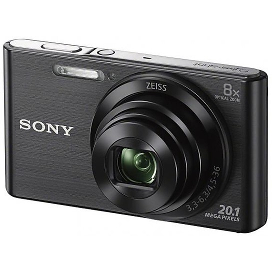 Fotocamera digitale dsc w830 20mp black