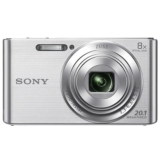 Fotocamera digitale dsc w830 20mp silver