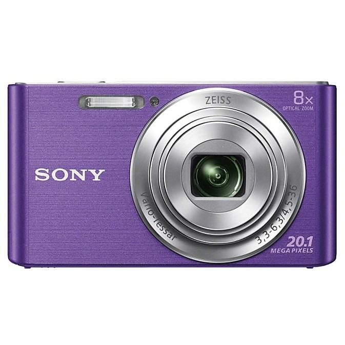 Fotocamera digitale dsc w830 20mp violet