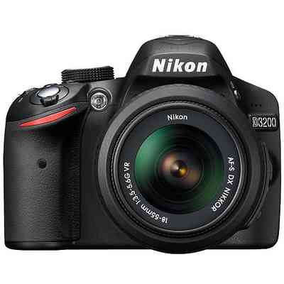 NIKON Fotocamera digitale mirrorless d-3200 nikon fotocamera digitale reflex 18/55vr