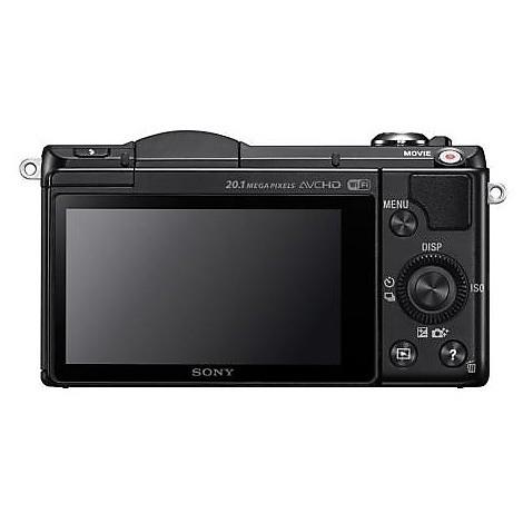 Fotocamera Digitale Mirrorless Ilce5000lb Aps-C 20.1mp Nera