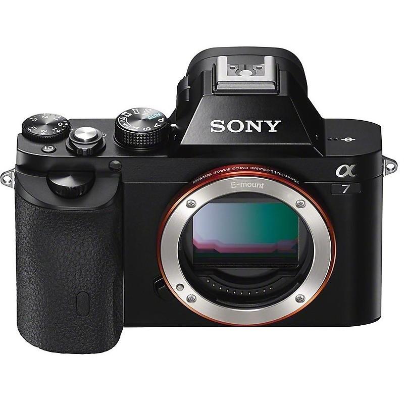 Fotocamera digitale mirrorless ilce7b.ce solo corpo