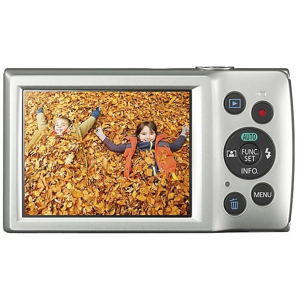 Fotocamera ixus 175 silver