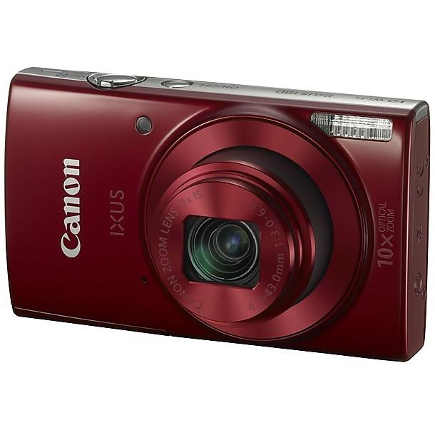 Fotocamera ixus 180 red