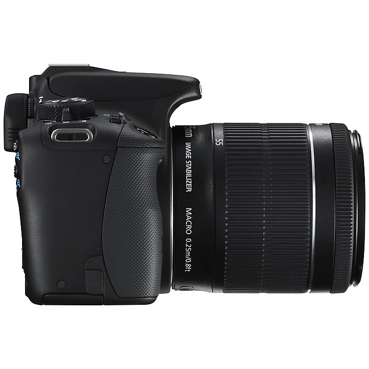 Fotocamera reflex eos 100d + ef-s 18-55 is stm