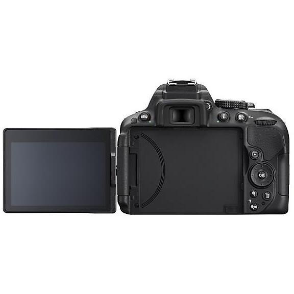 Fotocamera reflex nikon d5300 kit 18-105vr + sd8gb