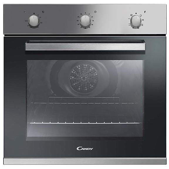 fpe-602a/6x candy forno classe a+ 65 litri ventilato inox