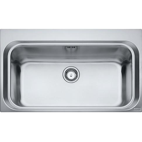 Franke 8885500 AEX 610 Acquario Line lavello 86x51 1 vasca senza ...