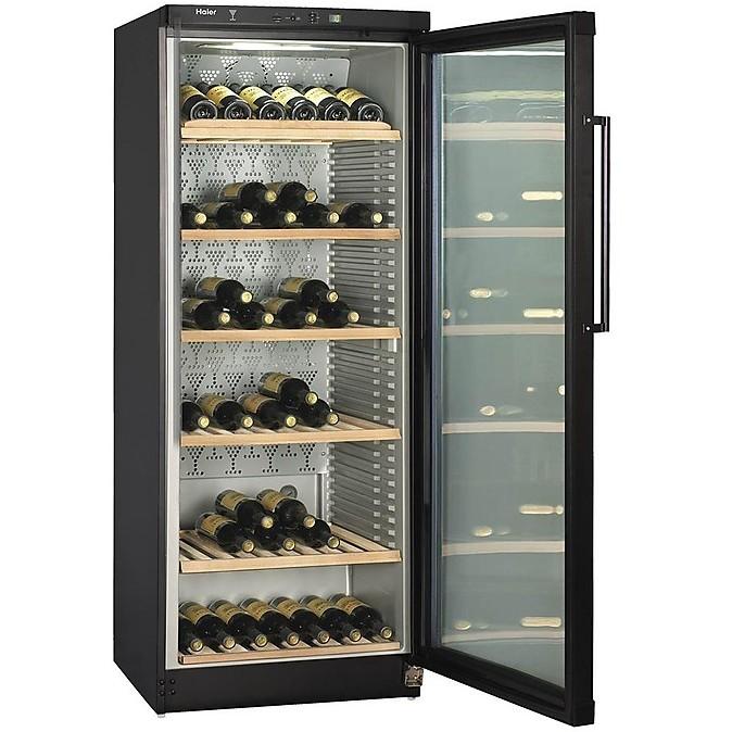 Frigo cantina jc-398ga haier classe a 174 bottiglie ...