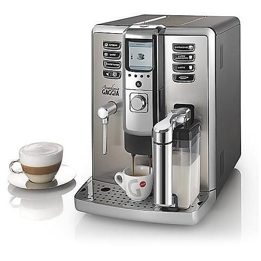 Gaggia RI9702/01 Accademia Macchina del caffè automatica 1,6 Litri 15 Bar 1500 W colore Acciaio Inox