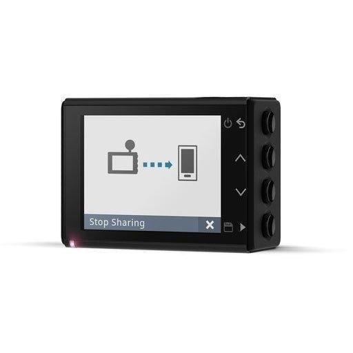 Garmin Dash Cam 46 Videocamera per auto con angolo di visione 140° Wi-fi Bluetooth colore Nero
