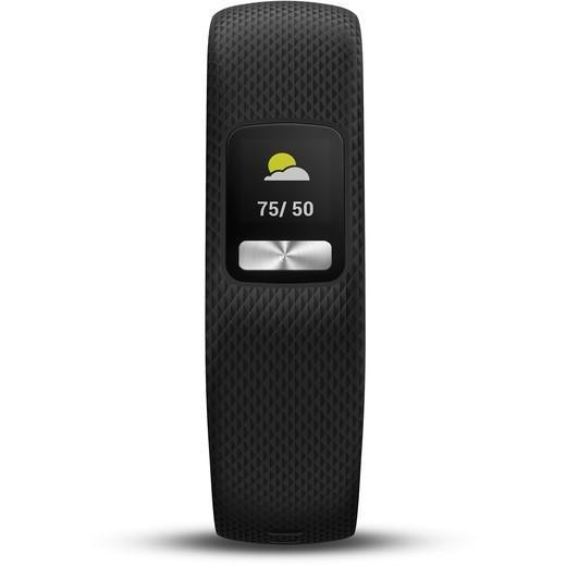 Garmin VIVOFIT 4 activity tracker con display a colori colore nero 010-01847-10