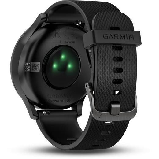 Garmin Vivomove Smartwatch Taglia L Display LCD funzioni fitness band Bluetooth colore Nero