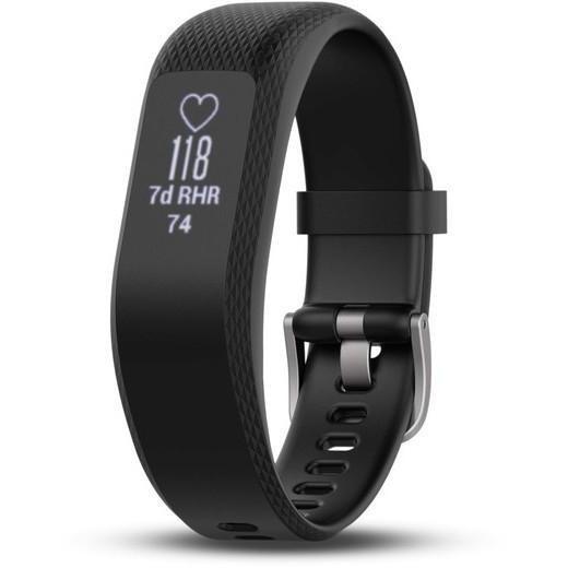 Garmin VivoSmart 3 fitness band small/medium colore nero