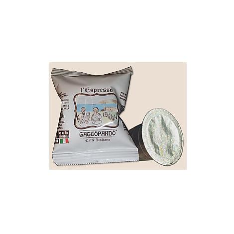 gattopardo caffe' nespresso confezione 100 capsule compatibili