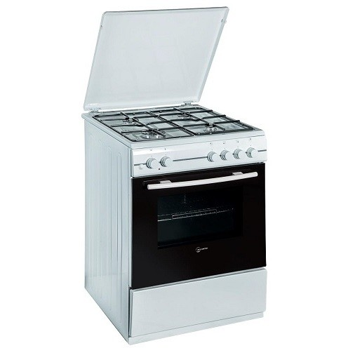 gc-66n telefunken cucina gas bianca 60x60