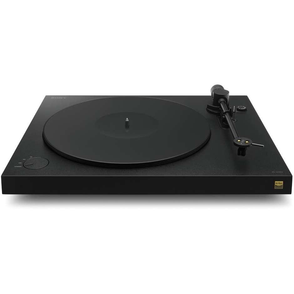 giradischi hi-res audio