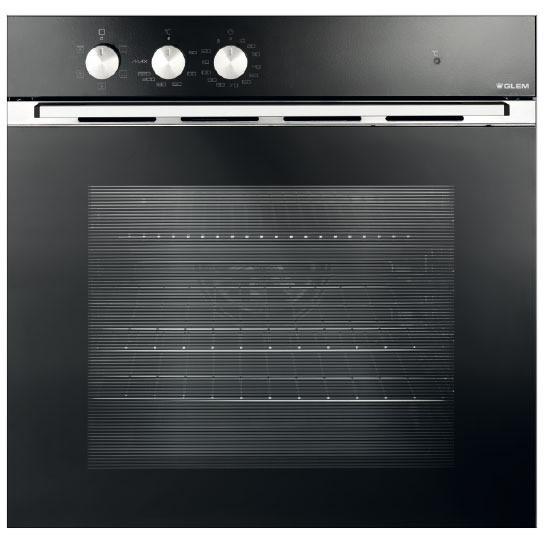 Glem gas gfm52bkn forno elettrico multifunzione ventilato - Forno incasso gas ventilato ...