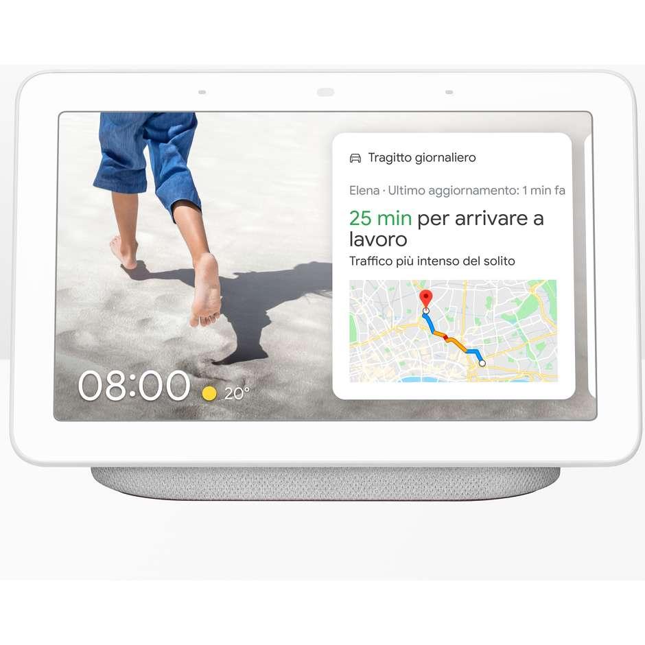Google GA00516 Nest Hub dispositivo intelligente per uso domestico senza fili