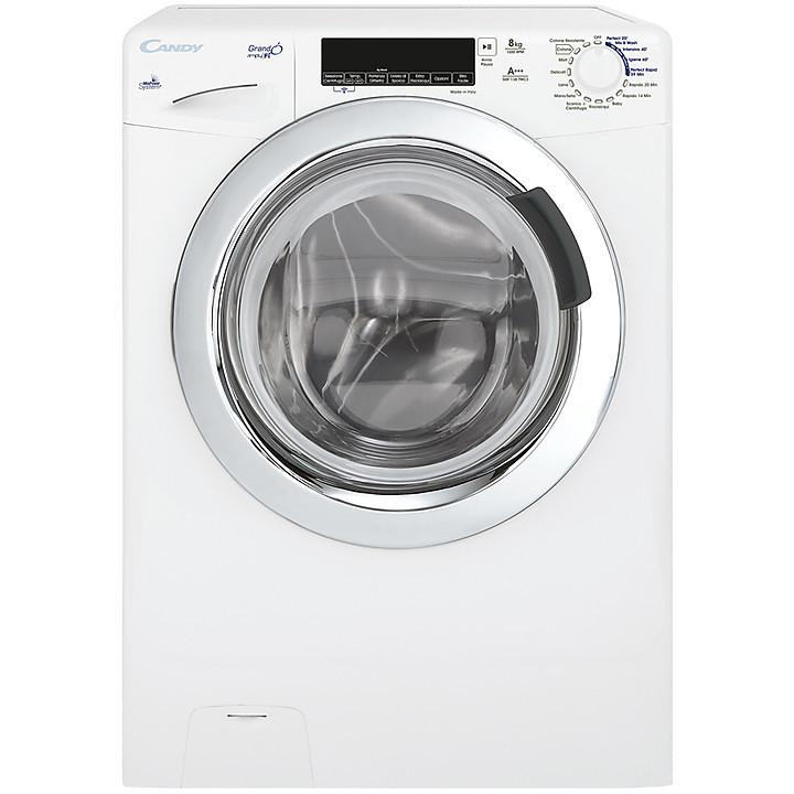 gsf-138twc3 candy lavatrice wi-fi carica frontale classe a+++ 8 kg 1300 giri