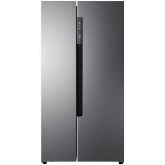 Haier HRF-522DG7 frigorifero side by side 515 litri classe A+++ Total No Frost colore inox