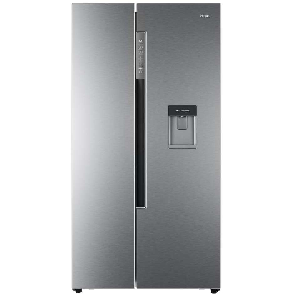 Haier HRF-522IG7 frigorifero side by side 500 litri classe A++ Total No Frost colore inox