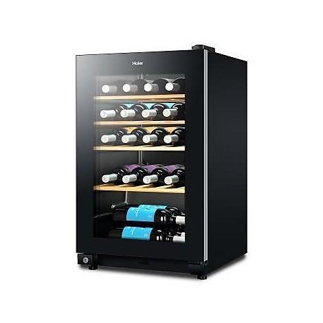 Haier WS30GA frigo cantina classe A 30 bottiglie nero