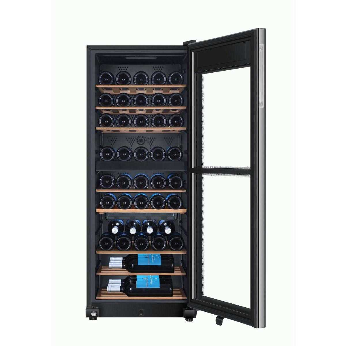 Haier WS53GDA frigo cantina Double Zone 53 bottiglie classe ...