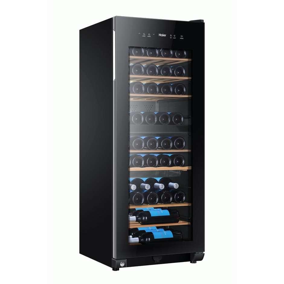 Haier WS53GDA frigo cantina Double Zone 53 bottiglie classe A colore nero