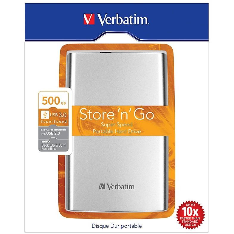 hard disk est.usb 3.0 -500gb- 2.5