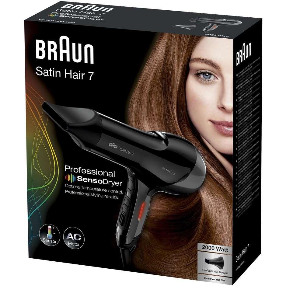 hd-780 braun asciugacapelli professionale